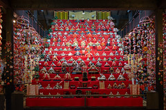 Hina Dolls(Hina ningyo) (kimtosh11) Tags: inatori shizuoka japan doll dollsfestival traditional tradition nikond7100 ひな人形 伝統 日本文化 文化 ひな祭り 静岡 稲取 伊豆 japanese culture japaneseculture