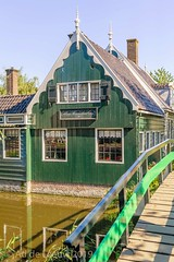 Traditional wooden architecture at the Zaanse Schans (alje) Tags: architecture livinghistory museum zaanseschans d700 2470mmf28g