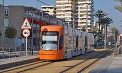 2019 Spanje 0573 El Campello (porochelt) Tags: elcampello spanje e comunidadvalenciana provinciadealicante strasenbahn tranvía tram tramway spain spanien españa espagne