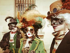 Carnival of Remiremont (denismartin) Tags: denismartin vosges france lorraine remiremont carnival carnavalvénitien carnavalderemiremont2019 venice parade streetphotography street art people costume