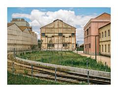 Barreiro, Portugal (Sr. Cordeiro) Tags: barreiro portugal margemsul carris rails industrial panasonic lumix gx80 gx85 14140mm