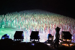 illusion of monsters (peaceful-jp-scenery (busy)) Tags: sony α99ⅱ a99m2 ilca99m2 amount sal24f20z distagont24mmf2zassm carlzeiss mtzao silverfrost tree winter monster snow ice snowshoe miyagi yamagata 樹氷 蔵王 モンスター 氷 雪 スノーシュー 宮城 山形 日本 night lighting ライトアップ 夜 zaoskiresort 蔵王スキー場