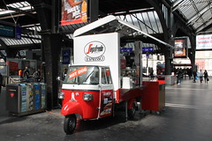 Piaggio Ape (Ray's Photo Collection) Tags: zurich tuktuk switzerland schweiz suisse swiss federal railways sbb piaggio ape