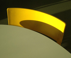 A Place in the Sun (YIP2) Tags: yellow sun chair simple minimal minimalism interior design abstract detail