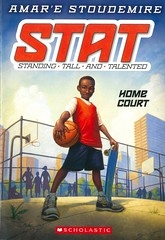 Home Court (Vernon Barford School Library) Tags: amarestoudemire amare stoudemire stat 1 one first series sports basketball africanamericans boys bullying bullies bullied bully autobiography autobiographical autobiographicalfiction friendship nba newyorkknicks standingtallandtalented vernon barford library libraries new recent book books read reading reads junior high middle vernonbarford fiction fictional novel novels paperback paperbacks softcover softcovers covers cover bookcover bookcovers 9780545387590 fastpick fastpicks fast pick picks