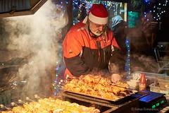 Santa chef (roman.romanenkov) Tags: minsk christmas santa grill