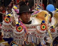 Bolivia Portraits Carnival (FlacoAponte) Tags: bolivia portraits carnival