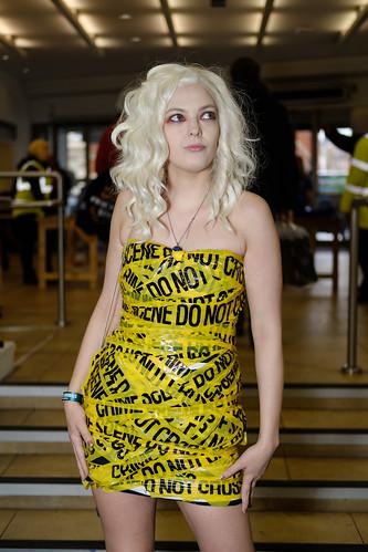 Liv Moore - iZombie (DistractoGirl Cosplays)
