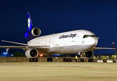 D-ALCK - 4/6/19 (nstampede002) Tags: aviationphotography nightshot cargo cargoops freightdog lufthansa lufthansacargo luftyvonbrownbox mcdonnelldouglas mcdonnelldouglasmd11 mcdonnelldouglasmd11f md11 md11f katl