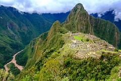 Machu Picchu (psinderbrand) Tags: machupicchu peru sacredvalley