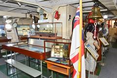 800_7701 (Lox Pix) Tags: hmascastlemaine warship destroyer ran navy guns shells portholes heritage australia memorabilia melbourne victoria williamstown museum loxpix loxwerx ship l0xpix