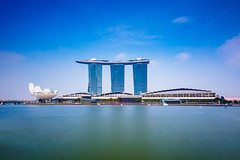 Marina bay sands (Patrick Foto ;)) Tags: architectural architecture asia bay building business casino city cityscape copyspace day daytime district downtown expensive famous horizontal hotel landmark landscape marina modern outdoor outside panorama reflect reflection resort river riverside sands scenery singapore sky skyline skyscraper tower urban water waterfront sg