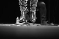 190111 FLAMENCO (13) (FgJZgZ) Tags: bn bw blancoynegro monocromo monochrome biancoenero noiretblanc blackandwhite baile zapatos taconeo bailaor salvadorgabarre chapi