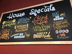 House Special at Ruby Slipper in Orange Beach, Al (King Kong 911) Tags: ruby slipper bacon eggs grits french toast food orange beach
