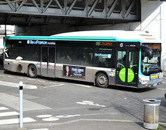 MAN Lion's City Hybrid A37 standard 12m, RATP/Régie Autonome des Transports Parisiens, with markings of Ile de France Mobilités, Arcueil-Cachan, 2019-03-20. (alaindurandpatrick) Tags: man lionscity manlionscity buses masstransit buslines ratp ratprégieautonomedestransportsparisiens masstransitcompanies iledefrancemobilités masstransitauthorities arcueilcachan 92 hautsdeseine iledefrance greaterparisarea france