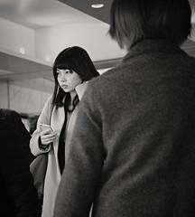 Hiding (Bill Morgan) Tags: fujifilm fuji xpro2 35mm f2 bw jpeg acros alienskin exposurex4