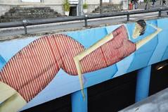 Braga - street art (jaime.silva) Tags: braga portugal portugalia portugalsko portugália portugalija portugali portugale portugalsk portogallo portugalska portúgal portugāle painting paint spraypaint spray spraypainting muralpainting mural pinturamural streetart streetartist graffiti graf urban urbanart arteurbana márciobahia