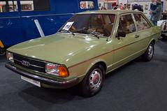 1976 Audi 80 2T B1 GLS Front (Joachim_Hofmann) Tags: auto fahrzeug audi 4ringe volkswagenkonzern audi80 stufenheck sedan