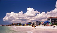 Beach Clouds (Gheoph) Tags: film nikon f80 tamron 2875 ektar c41 kit