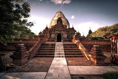 Dhamma Yazaka Temple, Bagan, Myanmar (KSAG Photography) Tags: temple asia southeastasia religion buddhism hdr rural myanmar burma bagan landscape september 2017 nikon wideangle travel architecture history heritage