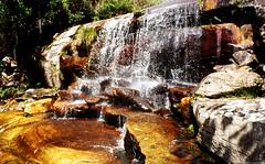 Degraus Chapada Diamantina (Otavio5000) Tags: waterfall brasil chapadadiamantina bahia valedocapão nature natureza trilha água