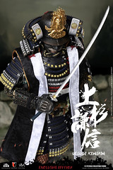 COOMODEL 20190120 CM-SE044 Uesufi Kenshin 上杉谦信 Deluxe - 02 (Lord Dragon 龍王爺) Tags: 16scale 12inscale onesixthscale actionfigure doll hot toys coomodel samurai