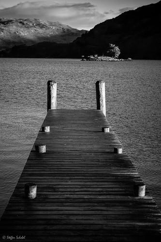 No boat to the island / Keine Fähre zur Insel