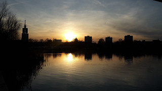 Potsdam Skyline