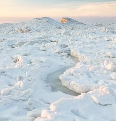 Ice dunes, Erie, PA (geryllz) Tags: ice icedunes snow wintertime winter winterbeauty erie eriepa presqueislestatepark