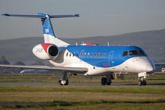 bmi Regional G-RJXP (Scottish Photography Productions | David Pollock) Tags: bmi regional embraer erj145 glasgow abbotsinch international airport egpf gla scotland grjxp