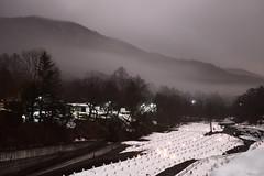 DSC_0029_001_01 (Medelwr) Tags: 冬 winter snow 雪 夜景 night landscape 風景 fog 霧