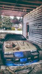 Z28.... (BillsExplorations) Tags: abandoned abandonedillinois abandonedcar forgotten ruraldecay decay camaro z28 car old sportscar chevrolet vintage abandonedhouse