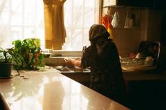 (maryam_mzadeh) Tags: light نور mygrandmother canonae1 film fuji