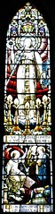 Stained glass window (Will S.) Tags: mypics stpatrickscathedral churchofireland anglican dublin ireland church churches christian christianity anglicanism protestant protestantism stainedglasswindows