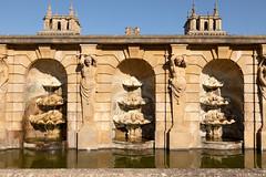 Lower Water Terraces | Blenheim Palace | Feb 2019-61 (Paul Dykes) Tags: woodstock unitedkingdom england gb uk blenheimpalace johnvanbrugh englishbaroque duke marlborough churchill