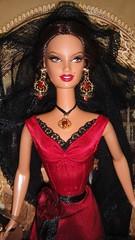 2008 DOTW Spain Barbie (4) (Paul BarbieTemptation) Tags: 2008 pink label spain barbie europe linda kyaw dolls world