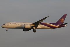 HS-TWA BKK 14.12.2018 (Benjamin Schudel) Tags: bkk bangkok international thailand airport boeing 787900 hstwa dreamliner