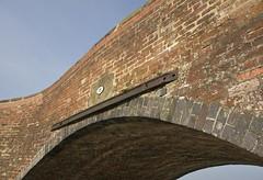 No15 (Tony Tooth) Tags: nikon d7100 sigma 1750mm bridge brickwork curves lines trentmerseycanal swarkestone derbyshire