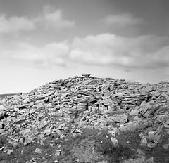Paving (Christopher M Hight) Tags: yashica tlr fujiacros100 120 6x6 breconbeacons limestone