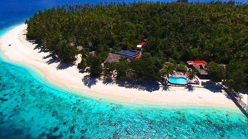Agusta Eco Resort - Vista aerea