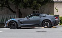 (seua_yai) Tags: northamerica california sanfrancisco thecity wheels transportation street seuayai sanfrancisco2019 car automobile corvette chevrolet sportscar