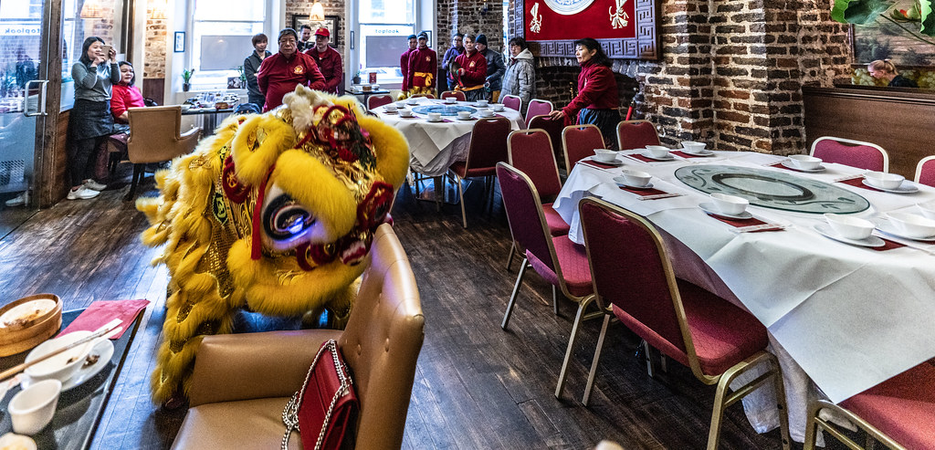 I WAS INVITED TO THE LUNAR NEW YEAR CELEBRATION AT MR. DINH ON CAPEL STREET [ THE YEAR OF THE PIG]-148730