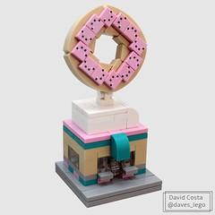 Mini Donut Shop.