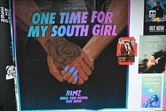 122 Shoreditch London Redchurch Street Artwork One Time for my South Girl Ramz Hold you down out now (photographer695) Tags: shoreditch london redchurch street artwork one time for south girl ramz hold you down out now