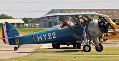 HY-22 MORANE SAULNIER MS-317 (toowoomba surfer) Tags: biplane aviation aircraft aeroplane
