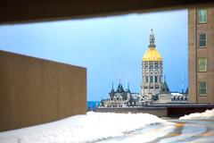 Hartford, CT - 2/13/19 - #365 (joefgaylor) Tags: hartford hartfordhasit capital capitol architecture connecticut snow winter