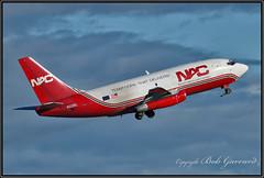 N321DL Northern Air Cargo NAC (Now Retired) (Bob Garrard) Tags: n321dl northern air cargo nac boeing 737 anc panc