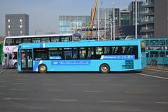 Arriva Yorkshire 1100 YJ08DVA (Clifton009) Tags: arriva yorkshire 1100 yj08dva volvo b7rle wrightbus eclipse urban
