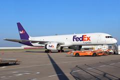 Federal Express (FedEx) Boeing 757-28A(SF) N968FD EMA 23/02/19 (bhx_flights) Tags: eastmidlands eastmidlandsairport ema egnx federalexpress fedex cargo freighter boeing boeing757 airport