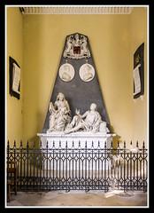 1st Earl Harborough Monument (veggiesosage) Tags: stmarymagdalene stapleford leicestershire churchesconservationtrust church fujifilm fujifilmx20 x20